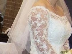 Piękna i niepowtarzalna suknia ślubna