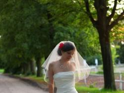 Piękna i super lekka suknia Espigle CYMBELINE 36