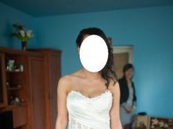Piękna i wygodna suknia ślubna!