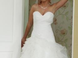 Piękna i wyjątkowa Suknia Ślubna Sabrina