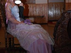 Piękna i wyjątkowa suknia ślubna/wieczorowa