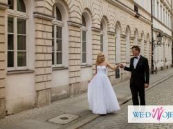 Piękna, jedyna suknia ślubna  Sweetheart 2015