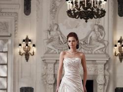 Piękna klasyczna suknia ślubna Sofia Tolli - Y2941
