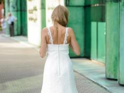 Piękna koronkowa suknia Rosa Clara!