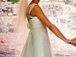 Piękna koronkowa suknia ślubna Sally