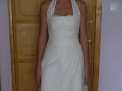 piekna,lekka i wygodna suknia slubna