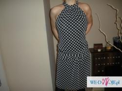 Piękna, modna, oryginalna sukienka Camaieu
