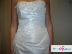 Piękna nowa suknia BIANCONEVE
