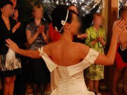 Piękna,oryginalna suknia ślubna w stylu Audrey Hepburn