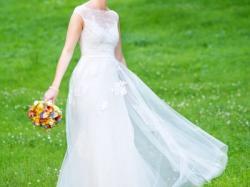 Piękna, ponadczasowa suknia ślubna Anna Kara SNOW