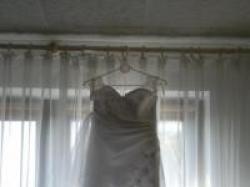 Piękna śnieżnobiała suknia firmy Gala (rozm.40)