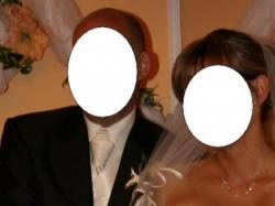 Piękna, subtelna suknia ślubna firmy Agnes, rozm. 38, ecru + dodatki