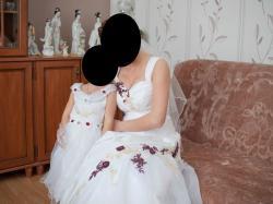 Piękna sukia ślubna