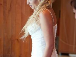 Piękna Sukienka Ślubna Madonna White One 6210