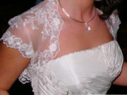 Piękna suknia Allure Bridals UK -17