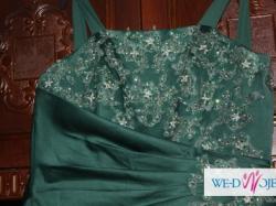 piękna suknia balowa