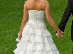 Piękna suknia Carmell firmy Karina