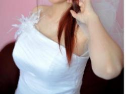 Piękna suknia cymbelina