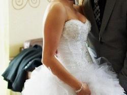 Piękna suknia DEMETRIOS