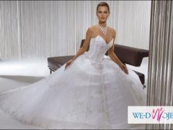 Piękna suknia DEMETRIOS 933 ***Stan IDEALNY ****!!