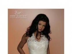 PIęKNA SUKNIA EMMI MARIAGE - GRACE 36/38 wzrost 158 + DODATKI