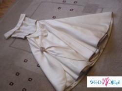 Piękna suknia firmy ANGEL-tanio!!!