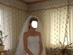 Piekna suknia firmy Herm's model Kelaz z salonu Impresja