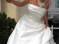 Piękna suknia firmy Sposabella