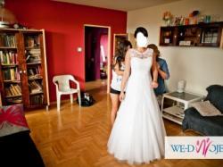 Piękna suknia Gala Calvadas