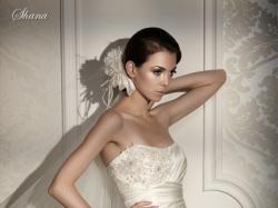 Piękna Suknia Gala Shana kolor Ivory