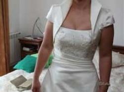 Piękna suknia Galla