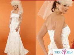 Piękna suknia HAILIN-salon Karina