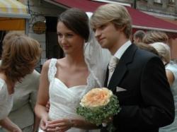 Piękna suknia La Sposa 2007 Saman
