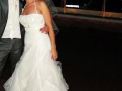 Piękna Suknia La sposa Farbala