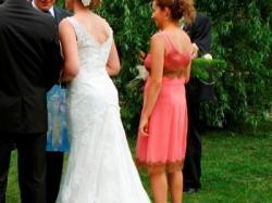 Piękna Suknia La Sposa SALA
