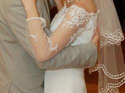 Piękna suknia Margaret - model VISO