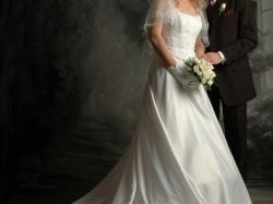 Piękna suknia MARIEES DE PARIS model DEMAIN