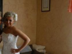 Piękna suknia miss kelly