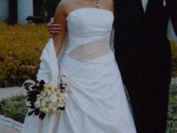 Piękna suknia Montebelluna, okazja!!!!