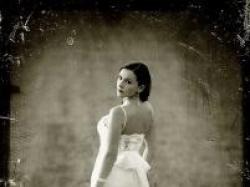 Piękna suknia na niska dziewczynę - ybka