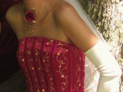 Piękna suknia na śłub cywilny/ koscielny