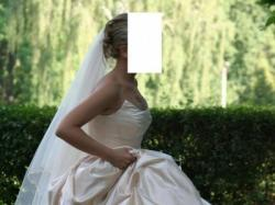Piękna suknia od CYMBELINE