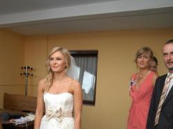 Piekna suknia PAPILIO