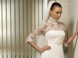 Piękna suknia Pravia