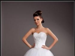 Piękna suknia Princessa