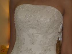 Piękna suknia Rondalla San Patrick r. 38/40