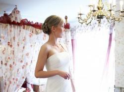 Piękna suknia San Patrick Edimburgo