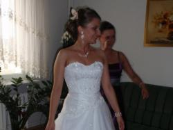 piekna suknia sincerity birdal 2010