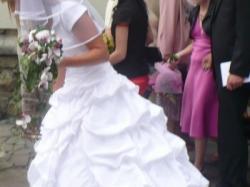 Piękna suknia SINCERITY - jedyna w swoim rodzaju!