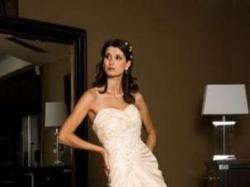 Piękna suknia ślubna!!!